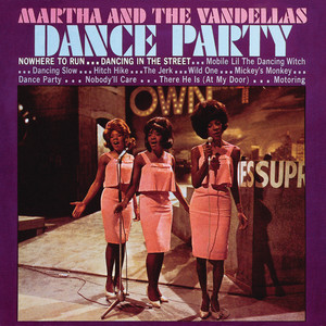Martha And The Vandellas – Nowhere To Run (Percapella)(Studio Acapella)