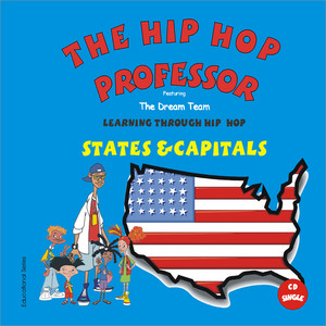 Learning Through Hip Hop-States & Capitals