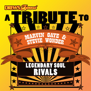 A Tribute to Marvin Gaye & Stevie Wonder: Legendary Soul Rivals album