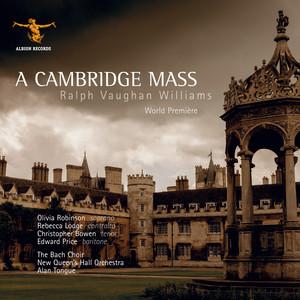 A Cambridge Mass, Sanctus: Benedictus qui venit nomine Domini (Live)