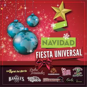 Navidad Fiesta Universal album