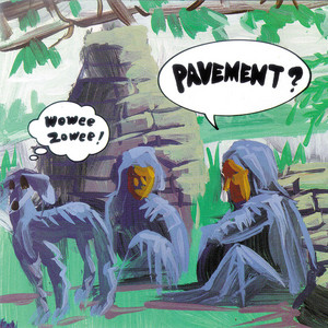 Grave Architecture by Pavement