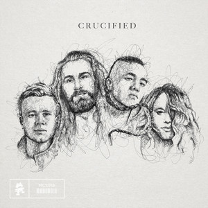 Crucified cover art