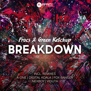 Breakdown - Nexboy Remix cover art