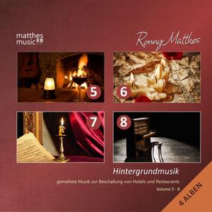 Hintergrundmusik, Vol. 5 - 8 - Background Music for Restaurants (Romantic Piano Music) [Royalty Free Music]