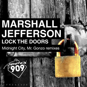 Lock The Doors - Mr. Gonzo Remix cover art