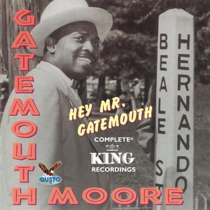 Hey Mr. Gatemouth album