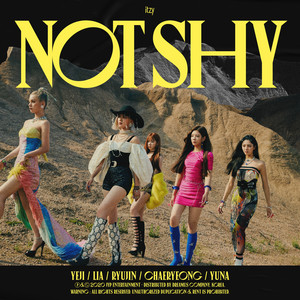 Not Shy cover art