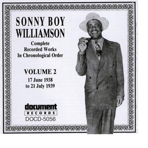 Sonny Boy Williamson Vol. 2 (1938-1939) album