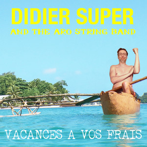 Tape des mains by Didier Super, The Aro String Band