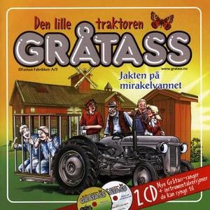 Gråtass - Den Beste Traktor'n - Instrumental cover art