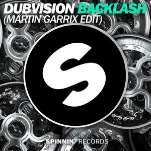 Backlash - Martin Garrix Radio Edit cover art