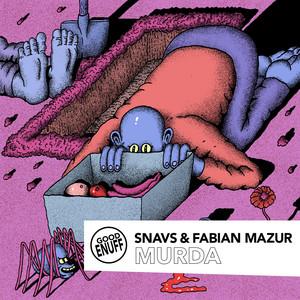 Murda cover art