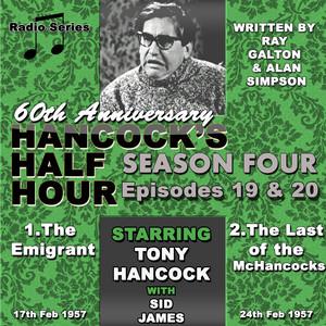 Hancock's Half Hour 60th Anniversary Season 4 Ep 19 & 20 Audiobook