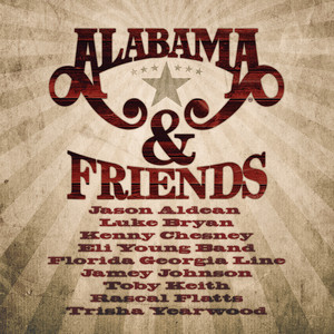 Alabama & Friends album