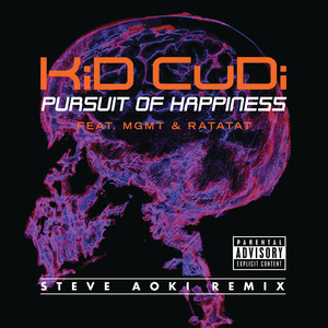 Pursuit Of Happiness - Extended Steve Aoki Remix (... cover art