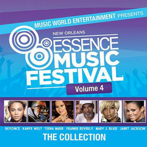 Essence Music Festival, Vol. 4: The Collection (Live)