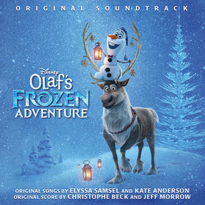 Olaf's Frozen Adventure (Original Soundtrack) album
