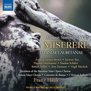 Miserere in G Minor: VIII. Sacrificium Deo cover art