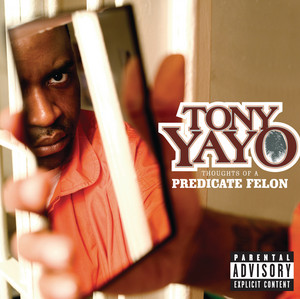 Thoughts Of A Predicate Felon album
