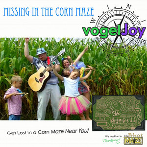 Missing in the Corn Maze