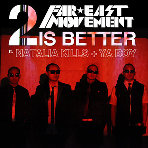 2 Is Better / Rocketeer Remix (Digital 45) [Live From The Cherrytree House]