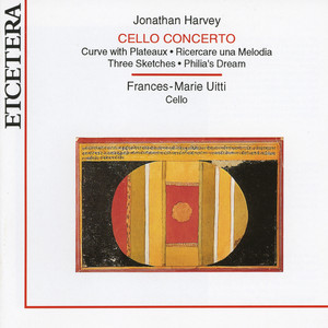 Ricercare una melodia, version for cello and tape DELAY by Jonathan Harvey, Frances-Marie Uitti
