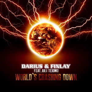 World's Crashing Down - Club Edit cover art
