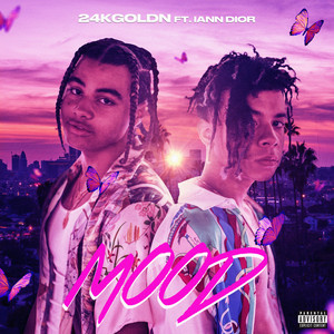 24kGoldn, iann dior - Mood (feat. iann dior)