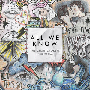 The Chainsmokers ft Phoebe Ryan – All We Know (Acapella)