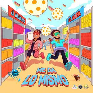 J Alvarez Ft El Alfa – Me Da Lo Mismo (Studio Acapella)