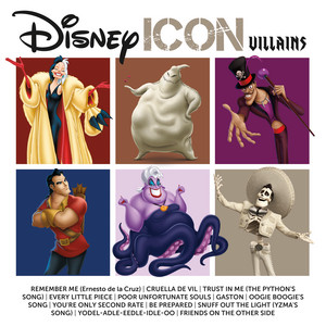 ICON: Disney Villains album