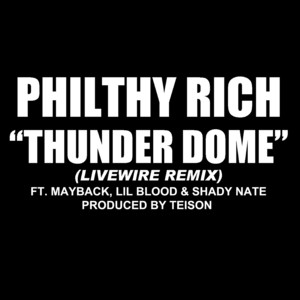 Thunder Dome (feat. Mayback, Lil Blood & Shady Nate) (Livewire Remix) - Single