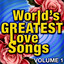 World's Greatest Love Songs - Vol. 1 cover