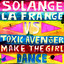 President - Make The Girl Dance Remix by Solange La Frange