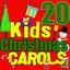 20 Kids Christmas Carols cover