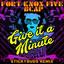 Give It a Minute - Stickybuds Remix by Fort Knox Five, Bcap, Stickybuds