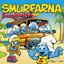 Blå som en Smurf (I Kissed A Girl) by Smurfarna