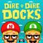 Dire Dire Docks by nokbient, Besso0, GameChops