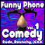 Fat Man, Batman by Comedy Funny Factory