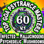 Darkforce - Darkness and the Spirit by Infected With Hallucinogens & Psychedelic Mushrooms