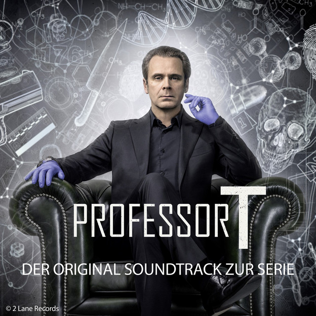 Professor T (Original Soundtrack zur Serie) Image
