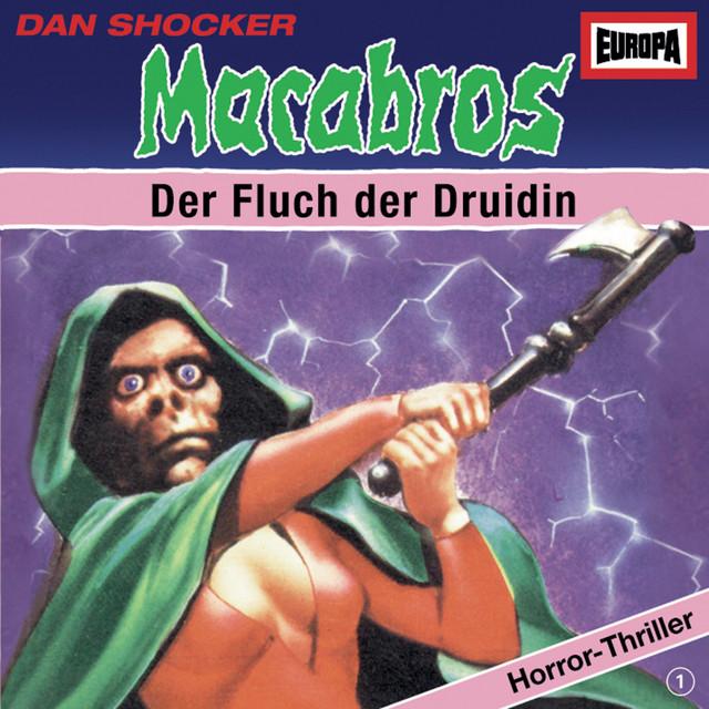 01 - Der Fluch der Druidin Cover