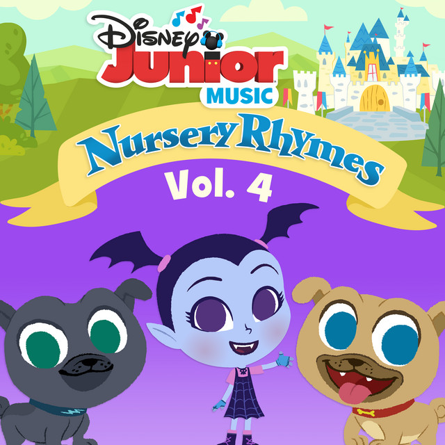 Disney Junior Music: Nursery Rhymes Vol. 4 by Genevieve Goings