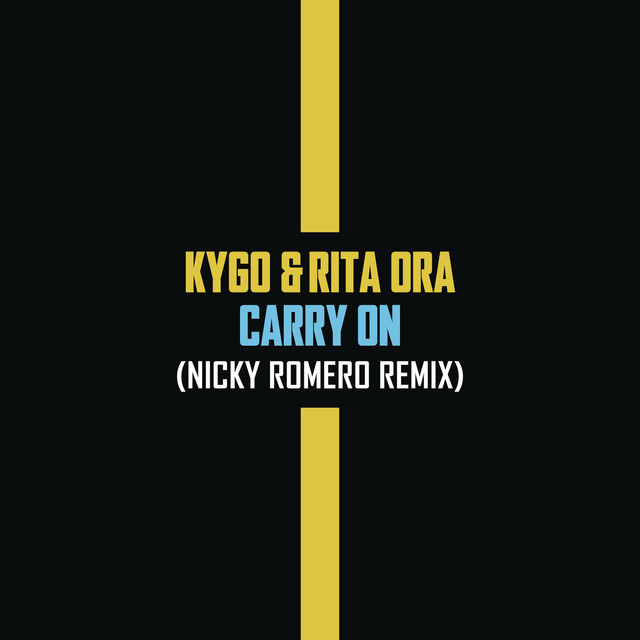 Carry On - Nicky Romero Remix