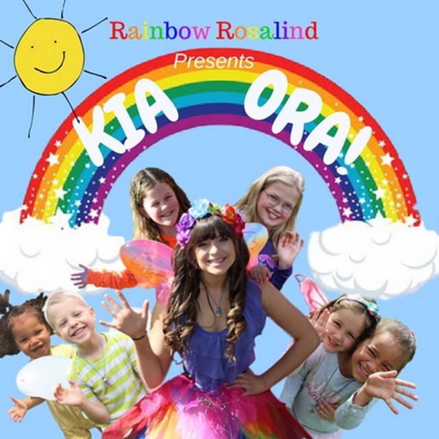 Kia Ora! by Rainbow Rosalind