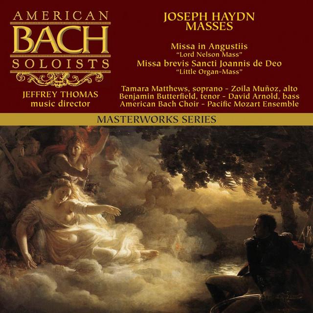 Haydn Lord Nelson Mass & Little Organ Mass