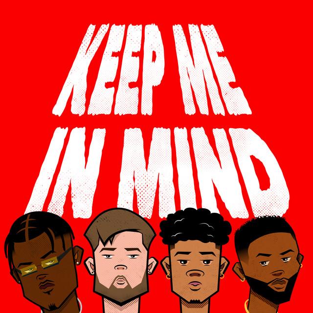 Saint James, Lundi, Scootie Wop - Keep Me In Mind