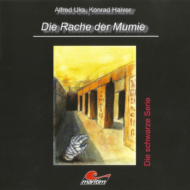 Folge 1: Die Rache der Mumie Cover