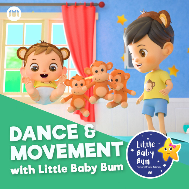 Dance & Movement with LittleBabyBum